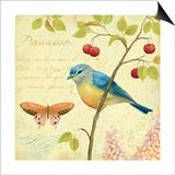 Garden Passion IV Prints by Daphne Brissonnet