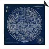 Sue Schlabach - Celestial Blueprint Plakát