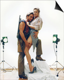 Romancing the Stone Posters