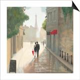 Paris Romance I Prints by Marco Fabiano