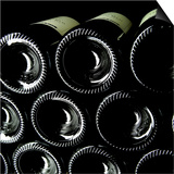 Wine Bottles Prints by Graeme Montgomery