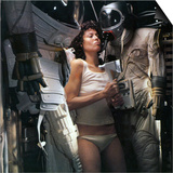 Alien 1979 Directed by Ridley Scott Avec Sigourney Weaver Prints