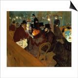 Lautrec: Moulin Rouge Poster by Henri de Toulouse-Lautrec