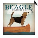 Beagle Canoe Co Prints by Ryan Fowler