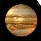 Jupiter Prints by Friedrich Saurer