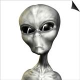 Alien Posters by Friedrich Saurer