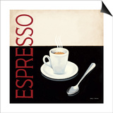 Cafe Moderne IV Prints by Marco Fabiano