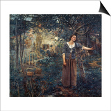 Joan Of Arc (C1412-1431) Posters by Jules Bastien-Lepage