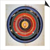 Pre-Copernican Universe Prints by Johann Tolhopf
