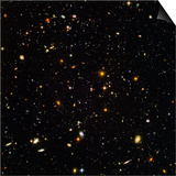 Hubble Ultra Deep Field Galaxies Prints