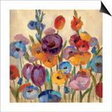 Garden Hues I Prints by Silvia Vassileva