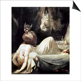 Fuseli: Nightmare, 1781 Prints by Henry Fuseli