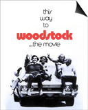 Woodstock (1970) Prints