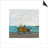Picnic Time Approacheth Posters by Sam Toft