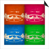 Ferrari Front Pop Art 1 Prints by  NaxArt