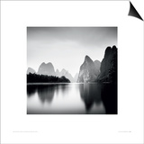 Li River Study Prints by Josef Hoflehner