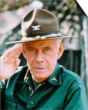 Harry Morgan, M*A*S*H Art
