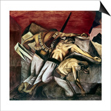 Mexican Revolution Prints by Jose Clemente Orozco