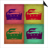 Ferrari Pop Art 1 Posters by  NaxArt