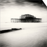 West Pier, Brighton, West Sussex Prints by Craig Roberts