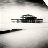 West Pier, Brighton, West Sussex Prints by Craig Roberts