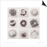 Lunar Posters by Ian Winstanley