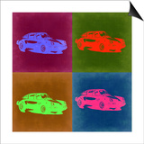 Porsche Pop Art 3 Posters by  NaxArt