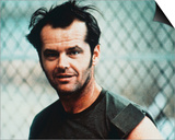 Jack Nicholson, One Flew Over the Cuckoo's Nest (1975) Prints