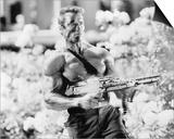 Arnold Schwarzenegger - Commando Posters