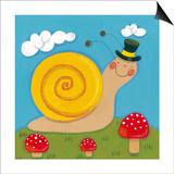 Mini Bugs I Prints by Sophie Harding