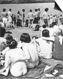 Woodstock (1970) Print