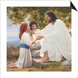 The Pure Love of Christ Prints by Mark Missman