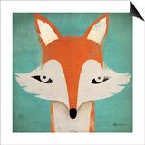 Ryan Fowler - Fox Plakát