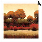 Autumn Forest II Poster by James Wiens