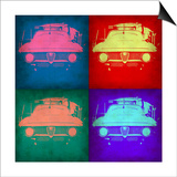 Alfa Romeo Pop Art 1 Poster by  NaxArt