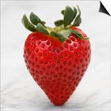 Sweet Strawberry Art by Nicole Katano