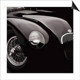 Jaguar C-Type Prints by  Retro Classics