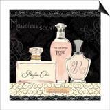 Les Parfum I Poster di Marco Fabiano