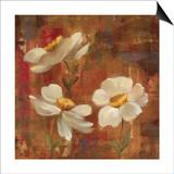 Floral Trio I Prints by Silvia Vassileva