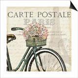 Paris Ride I Prints by  Pela