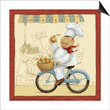 Chef's Market II Posters by Daphne Brissonnet