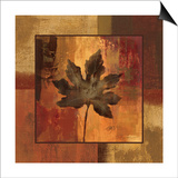 October Leaf I Prints by Silvia Vassileva