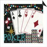 Vegas Art by Michael Mullan