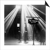 Chicago: Union Station, 1943 Prints by Jack Delano