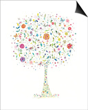 Enchanted Tree Prints by Kim Anderson