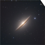 M104, the Sombrero Galaxy Prints by Robert Gendler