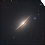 M104, the Sombrero Galaxy Prints by Robert Gendler