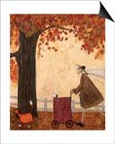 Sam Toft - Following the Pumpkin - Reprodüksiyon