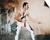 Freddie Mercury - Queen Print