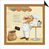 Chef's Market IV Prints by Daphne Brissonnet